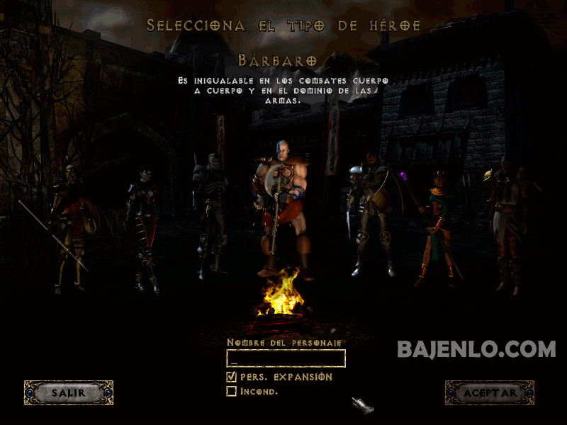parche diablo 2 Lord Of Destruction update 1.14c