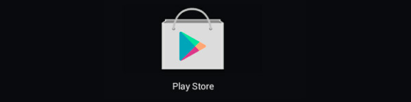 Entra a play store