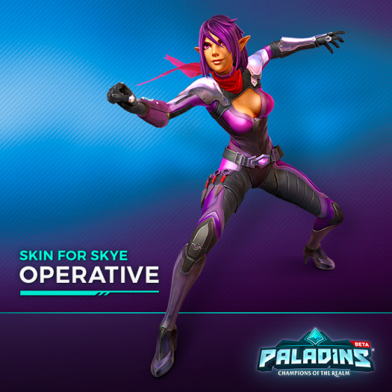 set operative operaria skye