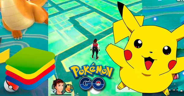 noticias de bluestacks sobre pokemon go