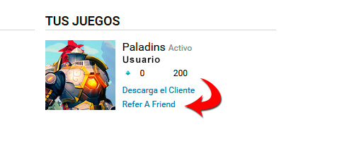 refer a friend paladins